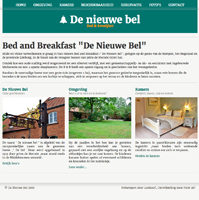 Bed and Breakfast De Nieuwe Bel.